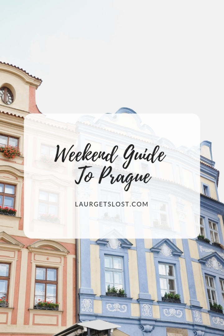 Weekend Guide to Prague