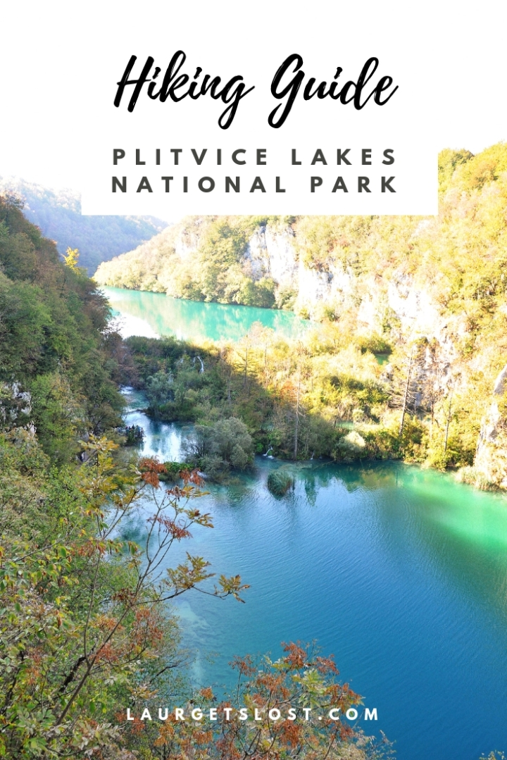 Hiking Guide: Plitvice Lakes National Park